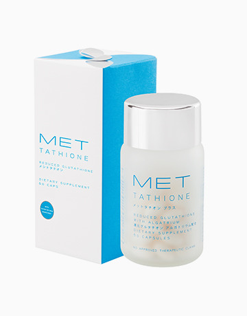 Glutathione Capsules by MET Tathione
