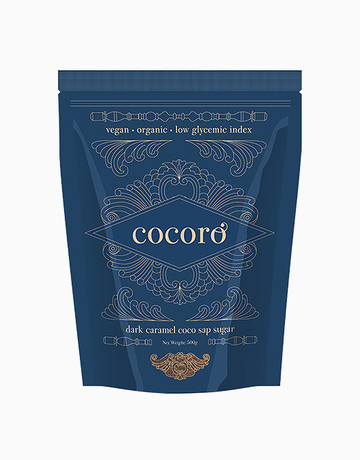 Cocoro Dark Caramel (250g) by Cocoro Sugar