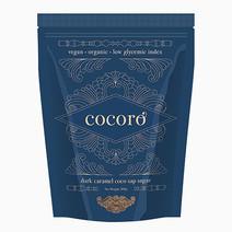 Cocoro Dark Caramel (250g Pouch) by Cocoro Sugar
