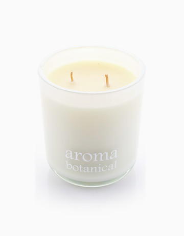 2-Wick Candle  by Aromabotanical Philippines
