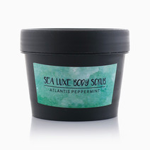 Peppermint Sea Luxe Body Scrub by Sirene Essentials