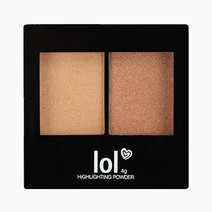 Duo Highlighting Powder by LOL Cosmetics