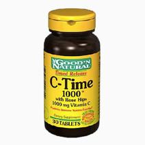 Vitamin C 1000mg (30 Tablets) by Good 'N Natural
