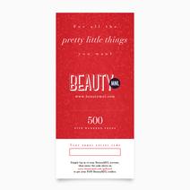 BeautyMNL Gift Card (P500) by BeautyMNL