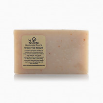 Green Tea Escape Soap Bar by ByNature