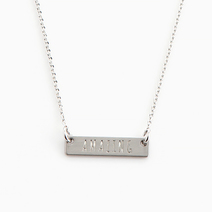 You Are So... Amazing Card Necklace by Timi