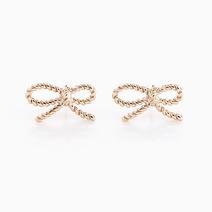 Bow Earrings by Timi
