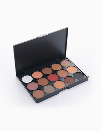 Eyeshadow Palette by Sparkle Cosmetiks