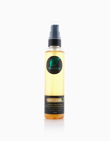 Ginger, Green Tea & Eucalyptus Massage Oil by Zenutrients