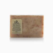 Cool Minty Rosemary Soap Bar by ByNature