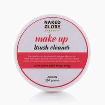 Makeup Brush Cleaner (100g) by Naked Glory Organics in
