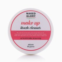 Makeup Brush Cleaner (50g) by Naked Glory Organics