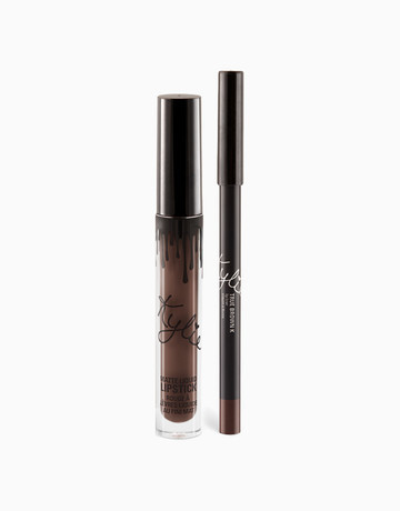 True Brown K Lip Kit by Kylie Cosmetics