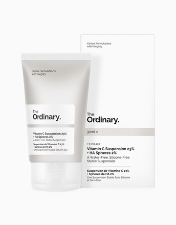 Vitamin C Suspension 23% by The Ordinary