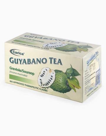 Guyabano Tea (30 Teabags) by Carica