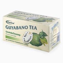 Guyabano Tea (30 Teabags) by Carica