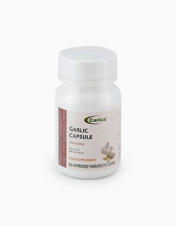 Garlic Capsules (30 Capsules) by Carica