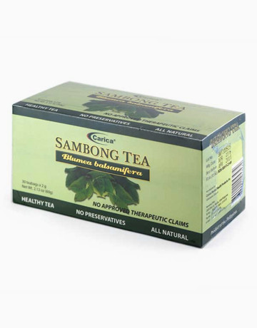 Sambong Tea (30 Teabags) by Carica