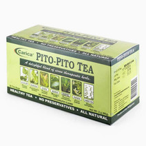 Pito Pito Tea (30 Teabags) by Carica