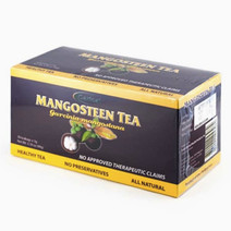 Carica mangosteen tea