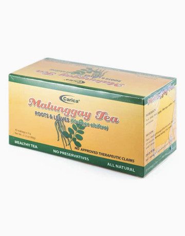 Malunggay Tea (30 Teabags) by Carica