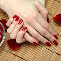 Gel Polish Manicure by The Body Spa and Waxing Lounge