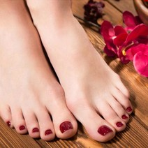 Gel Polish Pedicure by The Body Spa and Waxing Lounge