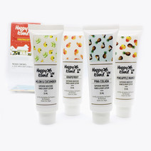 Happy island  lotion christmas bundle 4 x 25ml