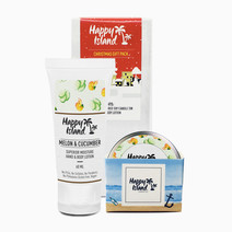 Melon Lotion + Candle by Happy Island Candle Co