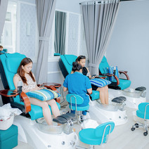 Signature Foot Spa + Pedicure by Tips 'N Toes