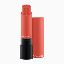 Mac liptensity lipstick   smoked almond withcap