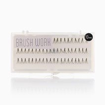 Knot Free Eyelashes Long by Brush Work