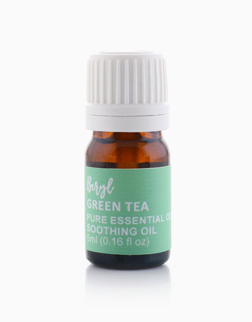 Green Tea Essential Oil (5ml) by Beryl Essentials