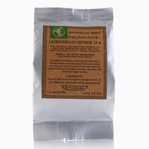 Lemongrass & Ginger Tea by Lemongrass House