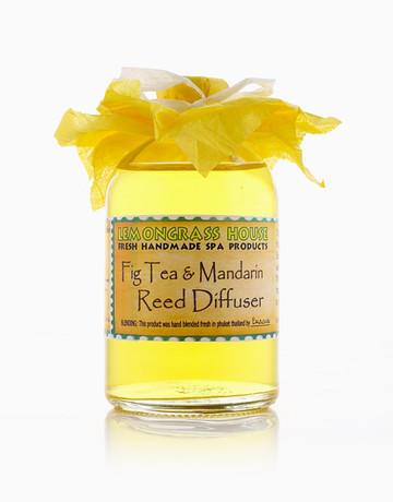 Fig Tea & Mandarin Diffuser by Lemongrass House