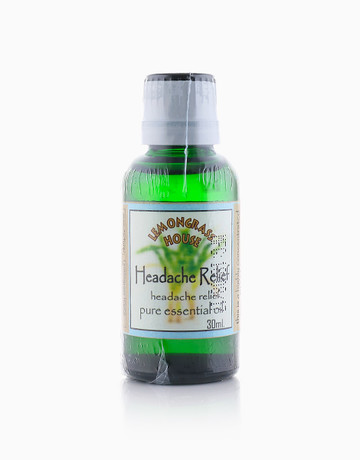 Headache Relief Oil (30ml) by Lemongrass House