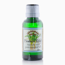 Headache Relief Oil (30ml) by Lemongrass House in