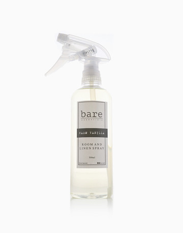 Room & Linen Spray (500ml) by Bare MNL