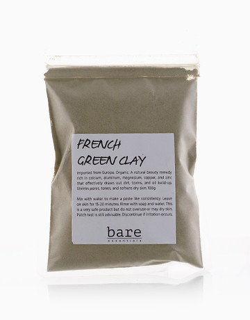 French Green Clay Mask by Bare MNL