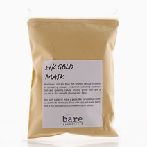 24K Gold Mask by Bare MNL