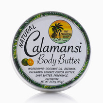 Calamansi Body Butter by The Tropical Shop in