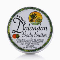 Natural Dalandan Body Butter by The Tropical Shop