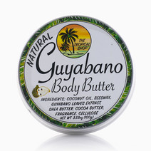 Guyabano Body Butter by The Tropical Shop
