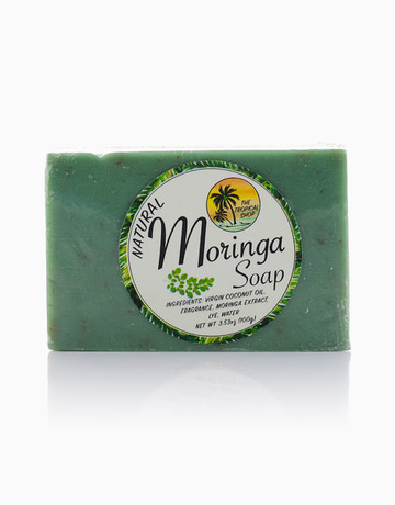 Natural Moringa Soap by The Tropical Shop