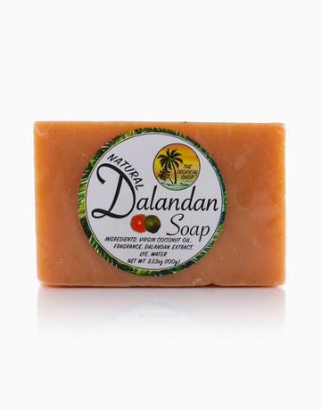 Natural Dalandan Soap by The Tropical Shop