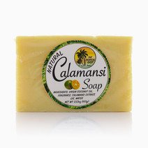 Natural Calamansi Soap by The Tropical Shop