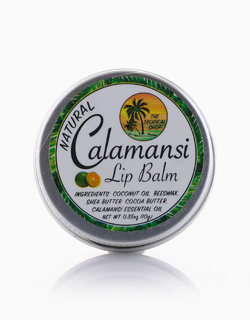 Calamansi Lip Balm by The Tropical Shop
