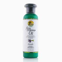 Massage Oil (Lavender) by The Tropical Shop