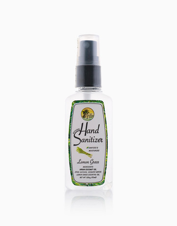 Hand Sanitizer (Lemon grass) by The Tropical Shop
