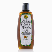 Virgin Coconut Tanning Oil by The Tropical Shop in